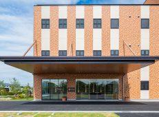 老人保健施設+看護学校 (2)